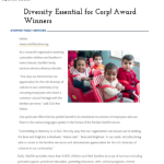 Starfish Named a Diversity Champion by Corp! Magazine
