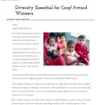 Starfish Named a Diversity Champion by Corp! Magazine