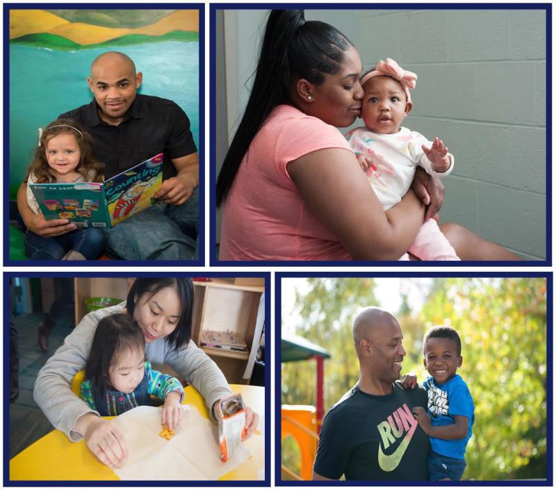 Parenthood Program Collage