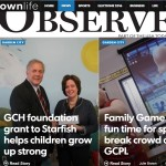 Garden City Observer: GCH Foundation Grant Helps Children Grow Strong